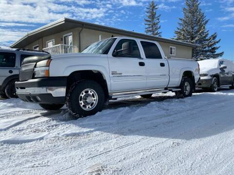 2006 Chevrolet Silverado 2500HD for sale at Canuck Truck in Magrath AB