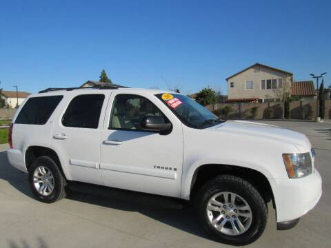2007 Chevrolet Tahoe for sale at 2Win Auto Sales Inc in Oakdale CA