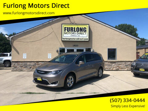 2017 Chrysler Pacifica for sale at Furlong Motors Direct in Faribault MN
