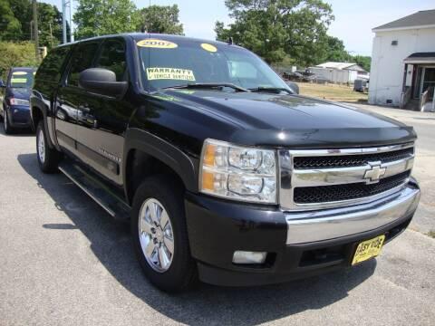 2007 Chevrolet Silverado 1500 for sale at Easy Ride Auto Sales Inc in Chester VA
