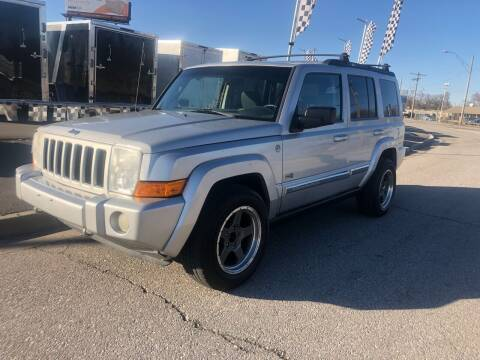 2006 Jeep Commander for sale at Xtreme Auto Mart LLC in Kansas City MO
