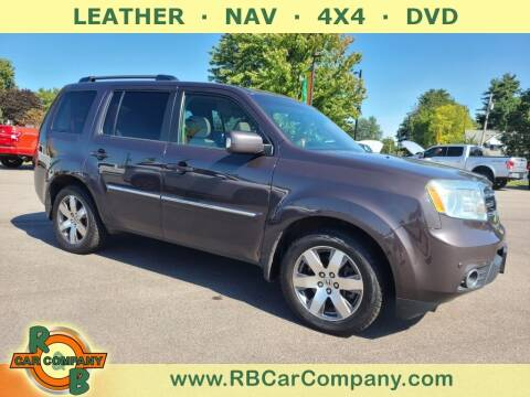 2014 Honda Pilot for sale at R & B Car Company in South Bend IN