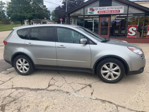 2006 Subaru B9 Tribeca for sale at NJ Quality Auto Sales LLC in Richmond IL
