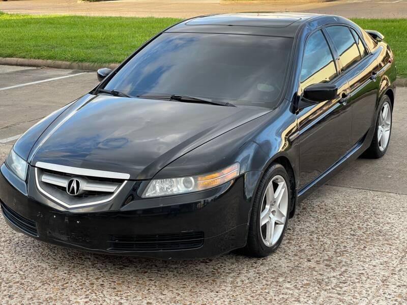 2006 Acura TL for sale at Hadi Motors in Houston TX