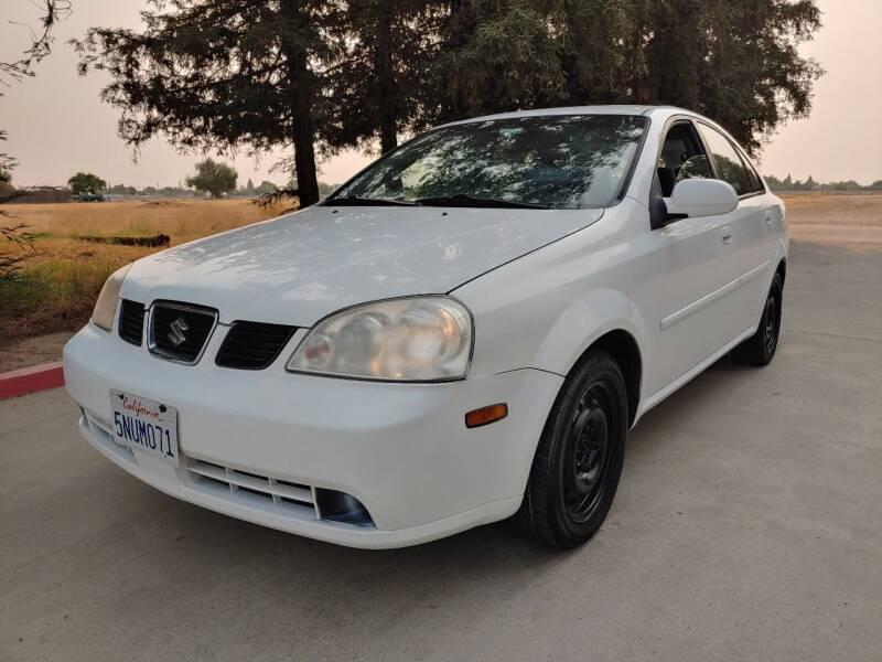 2005 Suzuki Forenza for sale in Sanger, CA