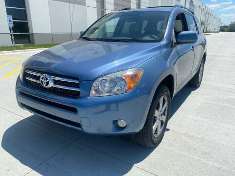 2008 Toyota RAV4 for sale at Quality Auto Sales And Service Inc in Westchester IL