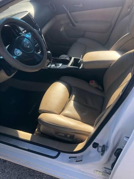 2011 Nissan Maxima 3.5 SV 4dr Sedan - Philadelphia PA