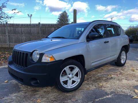 2008 Jeep Compass for sale at J's Auto Exchange in Derry NH