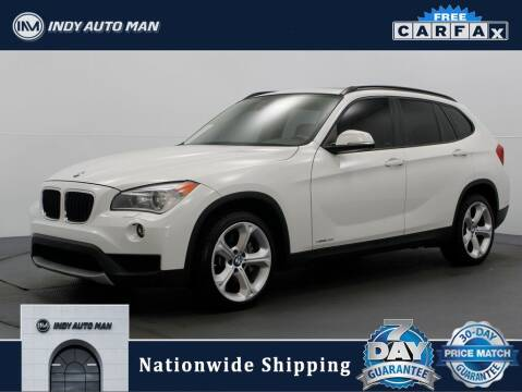2014 BMW X1 for sale at INDY AUTO MAN in Indianapolis IN