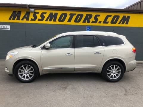 2016 Buick Enclave for sale at M.A.S.S. Motors - Fairview in Boise ID