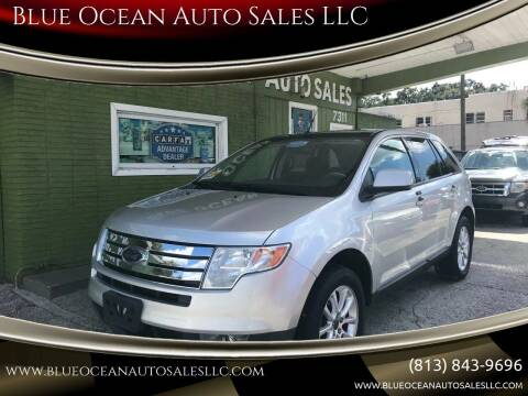 2009 Ford Edge for sale at Blue Ocean Auto Sales LLC in Tampa FL