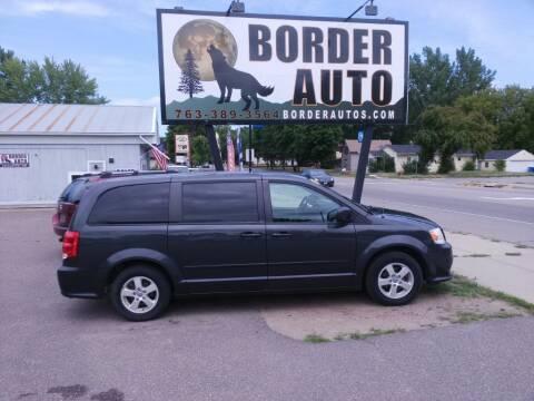 2011 Dodge Grand Caravan for sale at Border Auto of Princeton in Princeton MN