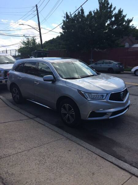 2018 Acura MDX for sale at Deleon Mich Auto Sales in Yonkers NY