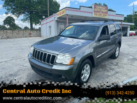 2008 Jeep Grand Cherokee for sale at Central Auto Credit Inc in Kansas City KS