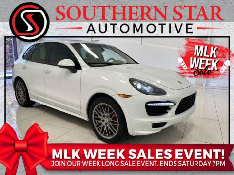 2014 Porsche Cayenne for sale at Southern Star Automotive, Inc. in Duluth GA