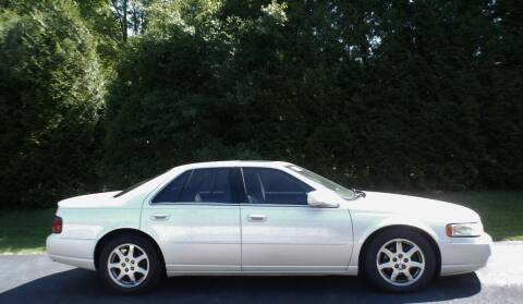 2003 Cadillac Seville for sale at CARS II in Brookfield OH