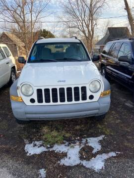 2006 Jeep Liberty for sale at New Start Motors LLC in Montezuma IN