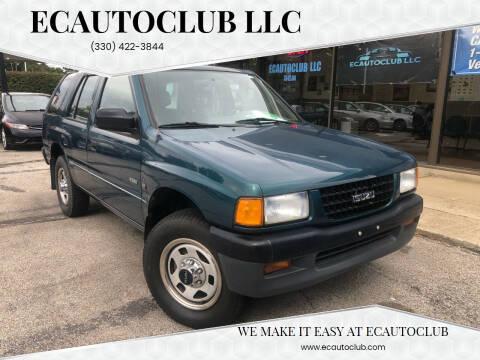 1997 Isuzu Rodeo for sale at ECAUTOCLUB LLC in Kent OH