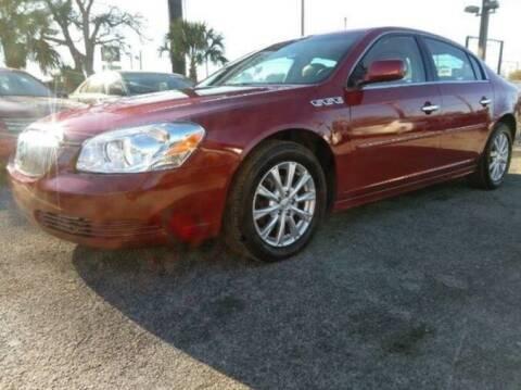 2011 Buick Lucerne for sale at JacksonvilleMotorMall.com in Jacksonville FL