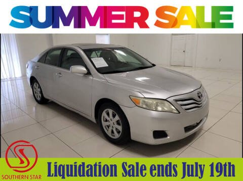2010 Toyota Camry for sale at Southern Star Automotive, Inc. in Duluth GA