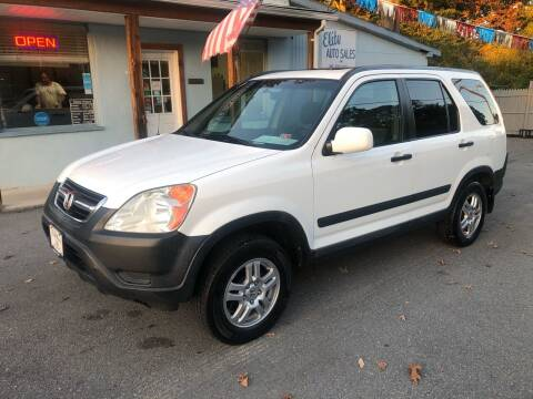 2004 Honda CR-V for sale at Elite Auto Sales Inc in Front Royal VA