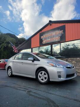 2010 Toyota Prius for sale at Harborcreek Auto Gallery in Harborcreek PA