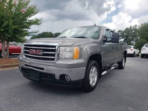 2013 GMC Sierra 1500 for sale at Atlanta Motor Sales in Loganville GA