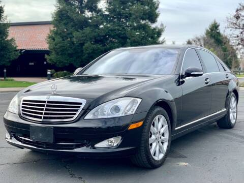 2007 Mercedes-Benz S-Class for sale at Silmi Auto Sales in Newark CA