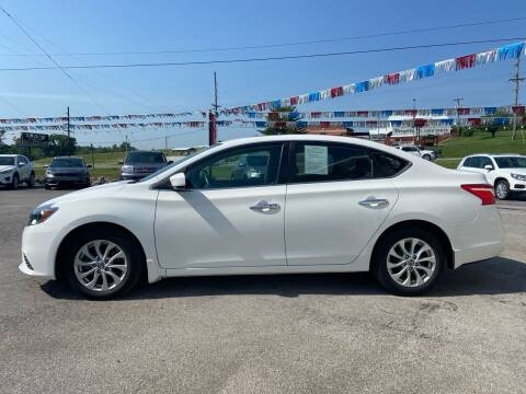 2016 Nissan Sentra for sale at Bic Motors in Jackson MO