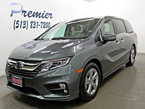 2018 Honda Odyssey for sale at Premier Automotive Group in Milford OH