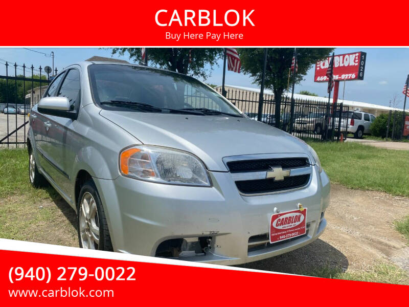 2011 Chevrolet Aveo for sale in Lewisville, TX