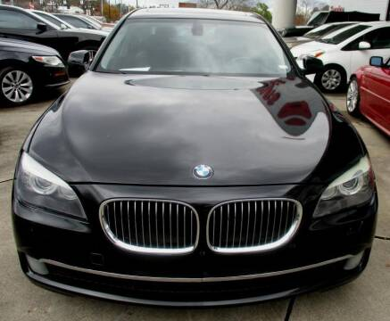 2009 BMW 7 Series for sale at Pars Auto Sales Inc in Stone Mountain GA