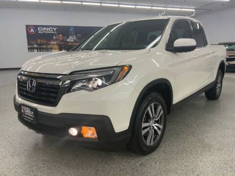 2017 Honda Ridgeline for sale at Dixie Motors in Fairfield OH