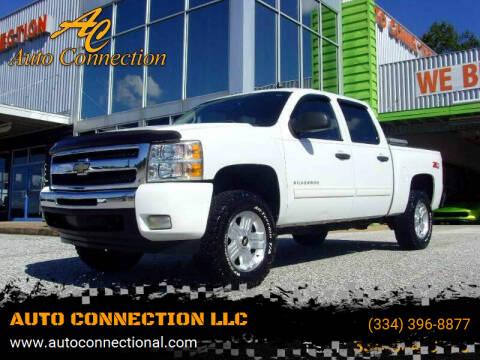 2011 Chevrolet Silverado 1500 for sale at AUTO CONNECTION LLC in Montgomery AL