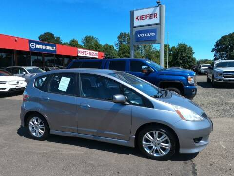 2009 Honda Fit for sale at Kiefer Nissan Budget Lot in Albany OR