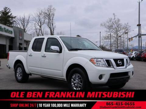 2019 Nissan Frontier for sale at Ole Ben Franklin Mitsbishi in Oak Ridge TN