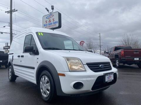 2011 Ford Transit Connect for sale at S&S Best Auto Sales LLC in Auburn WA