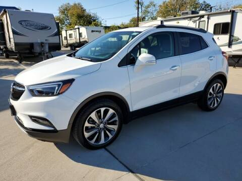 2019 Buick Encore for sale at Kell Auto Sales, Inc - Grace Street in Wichita Falls TX