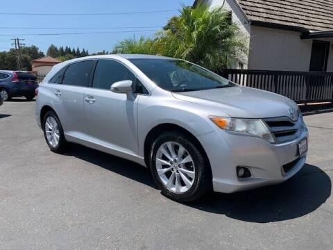 2013 Toyota Venza for sale at Three Bridges Auto Sales in Fair Oaks CA