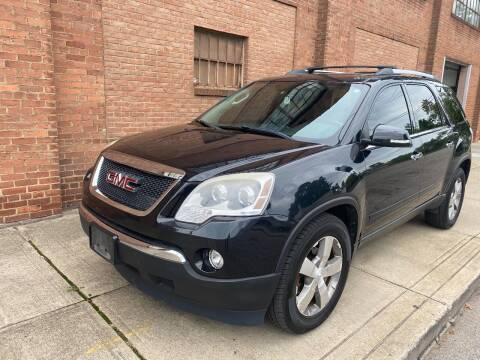2012 GMC Acadia for sale at Domestic Travels Auto Sales in Cleveland OH