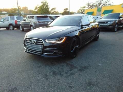 2014 Audi S6 for sale at Santa Monica Suvs in Santa Monica CA