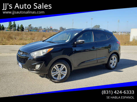 2013 Hyundai Tucson for sale at JJ's Auto Sales in Salinas CA