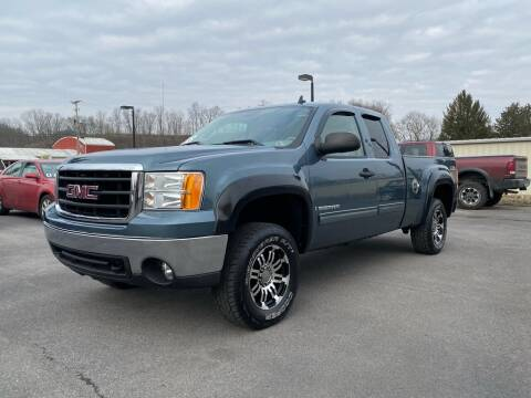2008 GMC Sierra 1500 for sale at Alexandria Auto Mart LLC in Alexandria PA