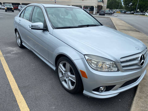 2010 Mercedes-Benz C-Class for sale at GOLD COAST IMPORT OUTLET in Saint Simons Island GA