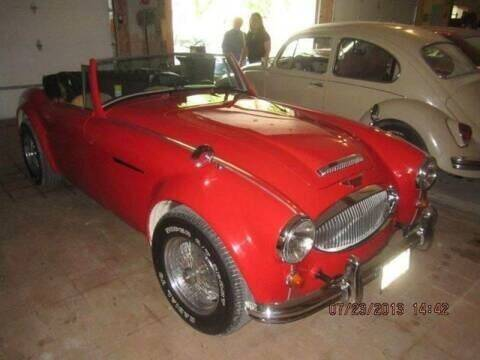 1967 Austin Healey 3000 Sebring Kit Car for sale at Wayne Johnson Private Collection in Shenandoah IA