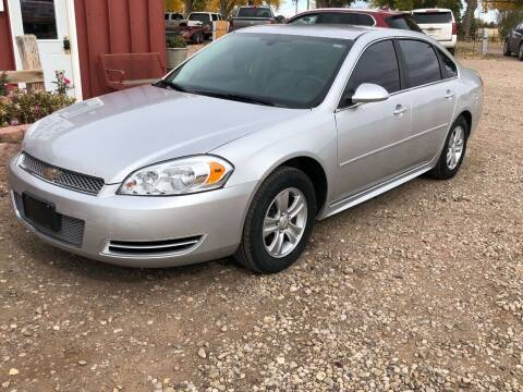 2012 Chevrolet Impala for sale at Autos Trucks & More in Chadron NE