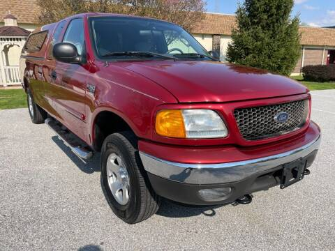 2004 Ford F-150 Heritage for sale at CROSSROADS AUTO SALES in West Chester PA