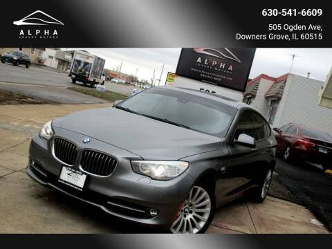 2011 BMW 5 Series for sale at Alpha Luxury Motors in Downers Grove IL