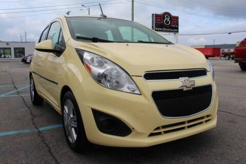 2014 Chevrolet Spark for sale at B & B Car Co Inc. in Clinton Twp MI