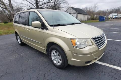 2010 Chrysler Town and Country for sale at Nile Auto in Columbus OH